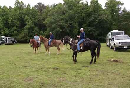 Woodlawn Hunging Club - Trail Ride Event